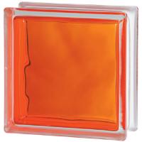 Arancione Iniezione Ondulato