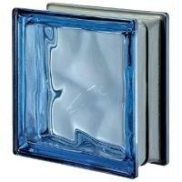 Metallizzato Blu Ondulato